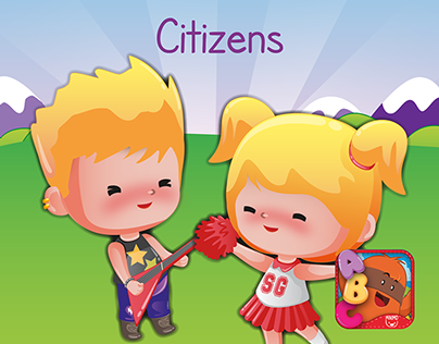 MiniMo Town - Citizens
