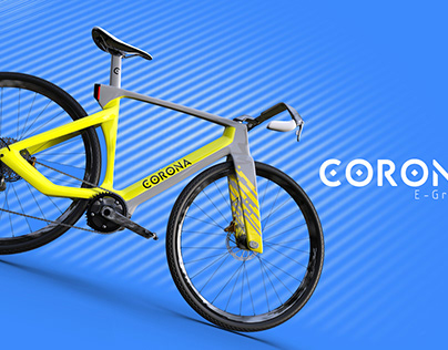 CORONA // E-Gravel Bicycle