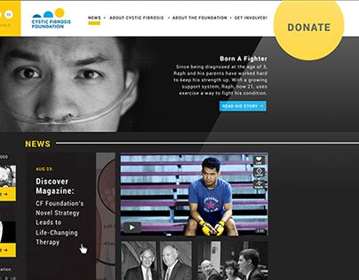 'Born a Fighter' Campaign