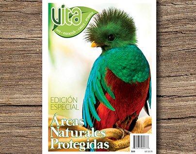 Revista VITA número 11. Áreas Naturales Protegidas