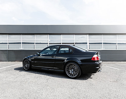 BMW E46 M3 COUPE COMPETITION