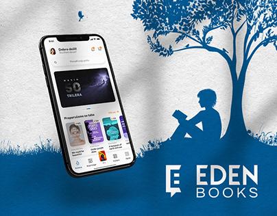 Eden Books - mobile bookstore and e-reader