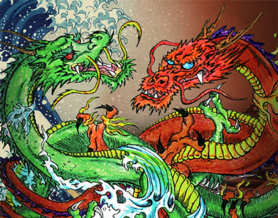 Dragons Japan