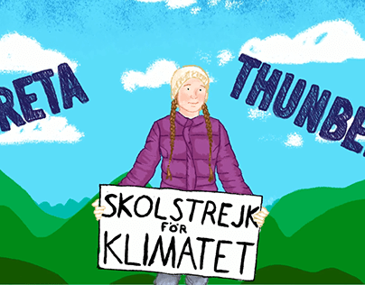 My Name is Greta Thunberg