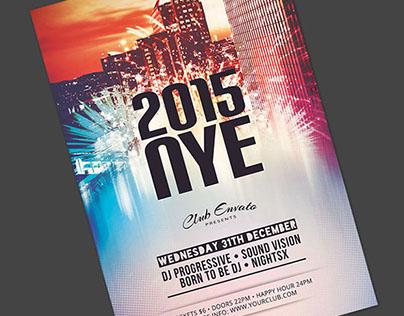 2015 NYE Flyer