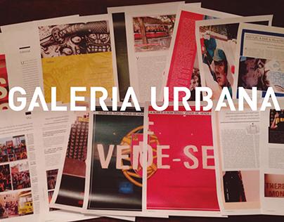Galeria Urbana Magazine