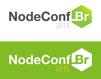 Logo - NodeConfBR - 2015
