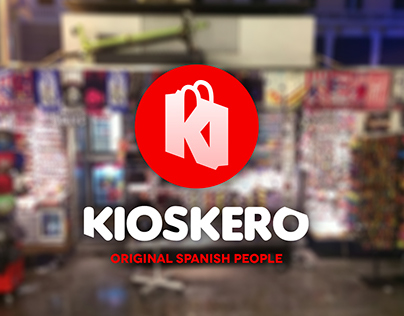 Kioskero - Original Spanish People