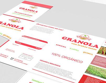 Granola - 3D Project