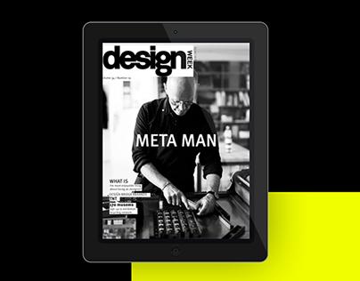 Erik Spiekermann - iPad Magazine