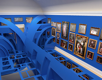 The Blue Gallery