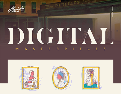 Digital Masterpieces