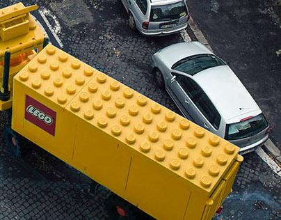 LEGO outside LEGOLAND - part 1