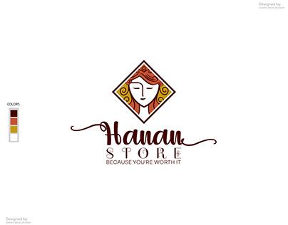 Hanan store logo