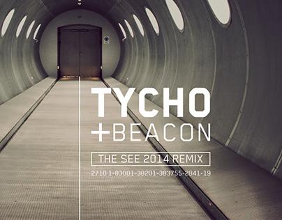Album Art // Tycho - See (Beacon Remix)