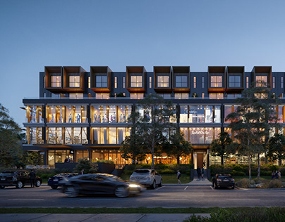 Wish at Bruce - mixed use development in Canberra