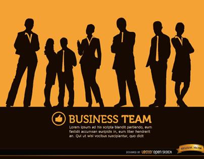 Free Vectors: Business Backgrounds