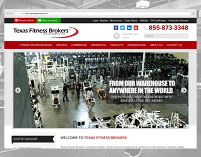 Texas Fitness Brokers