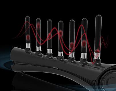 Verris / Sound Visualization / Speaker