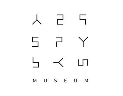 Spy Museum Branding