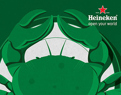 Make it epic. Heineken.