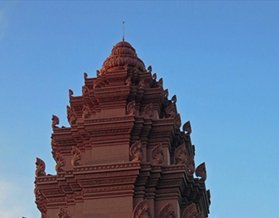 Glances - Phnom Penh, Cambodia