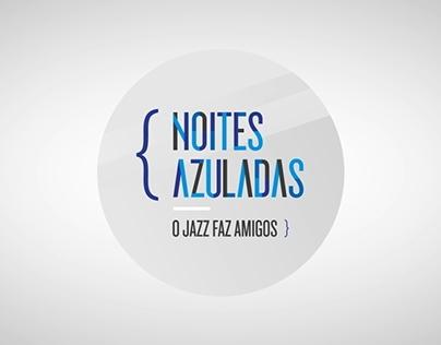Noites Azuladas - o Jazz faz Amigos