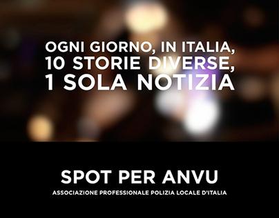 ANVU Spot - Educational