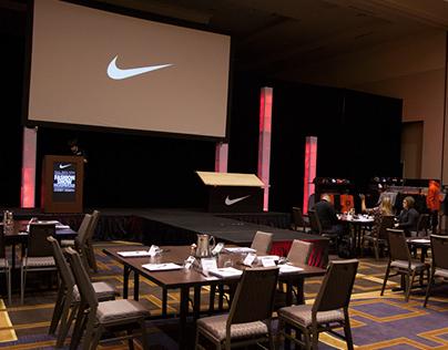Nike Sales Meeting