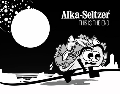 ALKA-SELTZER - This is the end