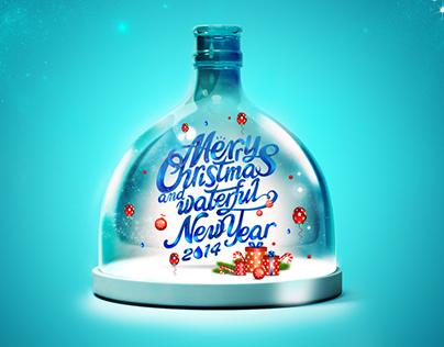 Nestle { Interactive Christmas Card