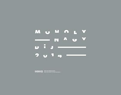 MOHOLY-NAGY AWARD 2014