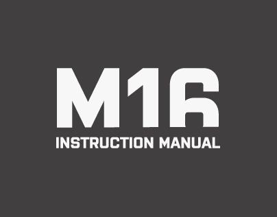M16/4 Instruction Manual