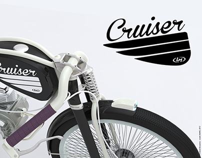 Cruiser - concept bicycle
