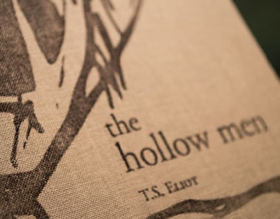 The Hollow Men - Chapbook
