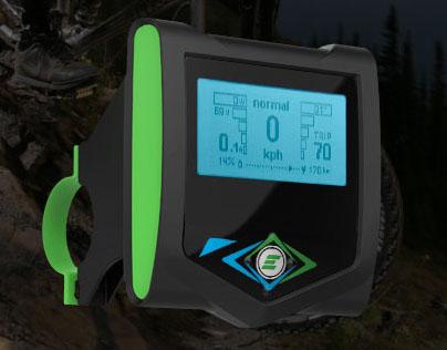 Adaptto E-bike controller