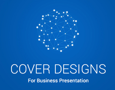 Cover Designs for Business Presentation