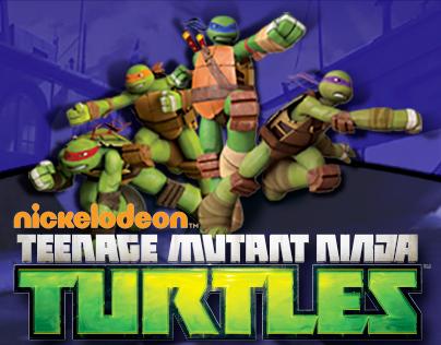 NinjaTurtles - Nickelodeon