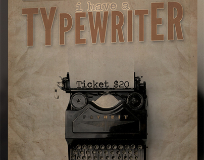 Retro Flyer/Poster (Freebie Template)