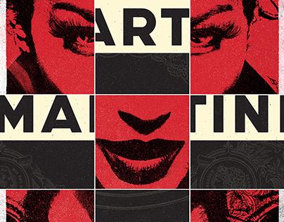 Martini Begin Desire Social Media
