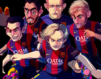 2014 FC BARCELONA