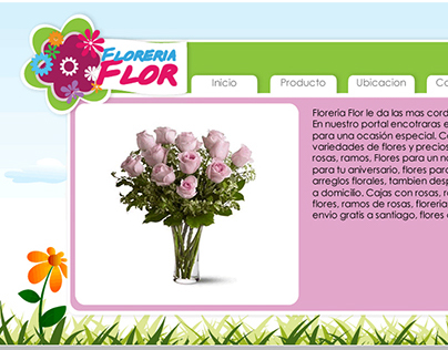 Proyecto Floreria