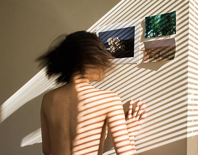 Self-portrait (Deep Into Myself) (2014)