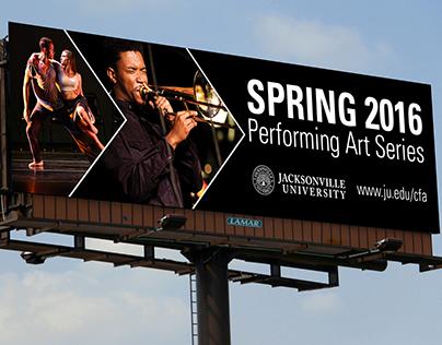 Performing Art Series Billboards