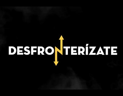 Desfronterízate - Amplificación digital / Corona