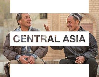 People of Central Asia