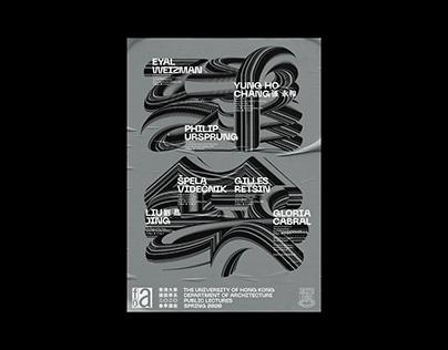 Public Lecture Series Spring 2020 | HKU Architecture