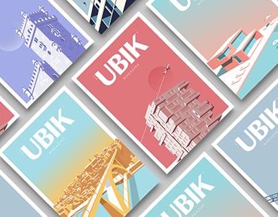 Ubik Magazine Cover