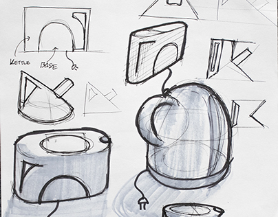 Design Principles 1: Sketches and Renderings