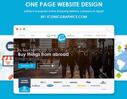 edfa3ly egypt website design